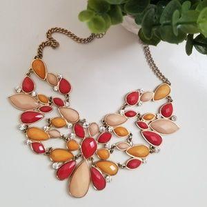 Jewelry - Beautiful Bright Statement Necklace |